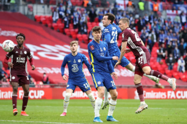 Rocket uy lực, Leicester 'knock out' Chelsea đăng quang FA Cup