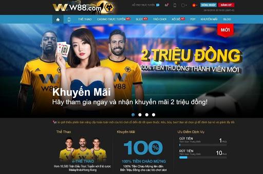Cá cược trực tuyến cùng nhà cái Việt Nam