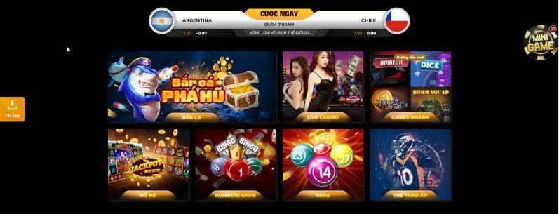 Cổng game GunVip - Cổng game có chất lượng tăng không ngừng - Sunwin